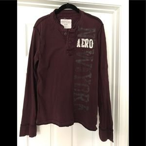 Men's Aeropostale shirt